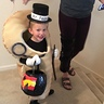 """Photo #2 - """"I don't care if it's 'peanut free', give all the candy to me.'"""""""