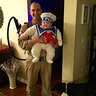 Photo #3 - Dr. Venkman and Mr. Stay Puft
