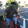 Photo #3 - When duty calls, I go by Thor.  Rolling with the Hulk