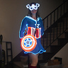 Photo #1 - Mrs Captain America with Purse