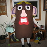 Photo #1 - Mrs Potato Head with one 'normal' look