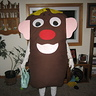 Photo #4 - Mrs Potato Head with her other 'normal' look with the other parts