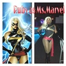Photo #2 - ms marvel comic pic and me aka Addias as Ms.Marvel