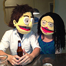 Photo #4 - Muppet Couple