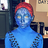 Photo #1 - Gilliece As Mystique From X-Men