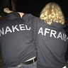 Photo #5 - Prepared for the Costume Change with Homemade Naked & Afraid Sweatshirts.