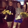 Photo #2 - Nancy Kerrigan and Tonya Harding