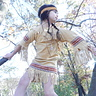Photo #1 - Native American Maiden in Tree