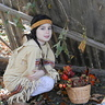 Photo #5 - Native American Maiden in Long House
