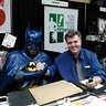 Photo #3 - I even got to meet and take a pic with the man himself, Mr. Neal Adams. (He loved the suit by the way)