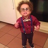 Photo #1 - Little nerd boy