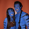 Photo #2 - Neytiri and Jake Sully