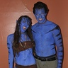 Photo #4 - Neytiri and Jake Sully