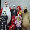 Photo #1 - Nightmare before christmas family
