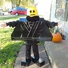 Photo #2 - No scarf so you can see the lego head more