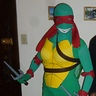 Photo #1 - Ninja Turtle, Sexy Raphaela