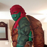 Photo #1 - Ninja Turtle 2014 Raphael costume