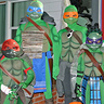 Photo #1 - Ninja Turtle Family