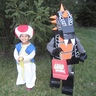 Photo #2 - Ninjago Bytar and Mario Toad