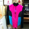 Photo #5 - The 'wet suit' in progress before I trimmed the sleeves and taken in the bottom