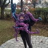 Photo #1 - Baby Octopus Attacks, Finished Costume