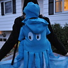 Photo #3 - Profile of hat and octopus baby cover
