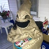 Photo #1 - Oogie Boogie giving candy
