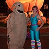 "Photo #1 - Oogie Boogie from ""The Nightmare Before Christmas"""