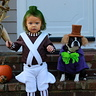 Photo #1 - DIY Oompa Loompa Toddler Costume