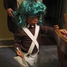 Photo #3 - Oompa Loompa & Willy Wonka