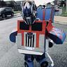Photo #1 - Optimus prime. Ethan