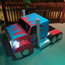 Photo #2 - Optimus Prime in the truck-form