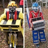 Photo #1 - Optimus Prime and Bumblebee