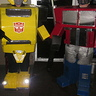 Photo #3 - Optimus Prime and Bumblebee