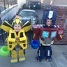Photo #1 - Optimus Prime and Bumblebee Transformers