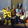 Photo #3 - Optimus Prime and Bumblebee Transformers