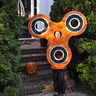 Photo #2 - Fidget Spinner ready to trick or treat!