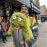 Photo #2 - Oscar the Grouch