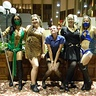 Photo #1 - Our whole group, Jade & Kitana on the sides