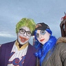 Photo #2 - Joker & Harley Quinn as Mets Fans