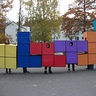 Photo #4 - Our Tetris costume from 2010