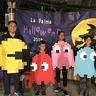 Photo #1 - Halloween 2018 Pac-Man Family with Mr Pac-Man, Inky, Pinky, Blinky, and Mrs Pac-Man