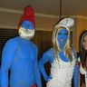 Photo #2 - Papa Smurf and Smurfette