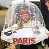 Photo #1 - Paris Snow Globe