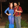 Photo #1 - Paul Bunyan and Babe the Blue Ox