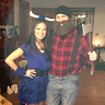 Photo #1 - Midget Paul Bunyan and Babe the Blue Ox