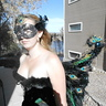 Photo #2 - Peacock Princess Back