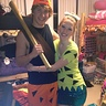 Photo #1 - Such a fun night as pebbles and bam bam!