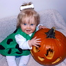 Photo #1 - She loves her pumpkin!