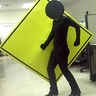 Photo #1 - Pedestrian Crossing Sign